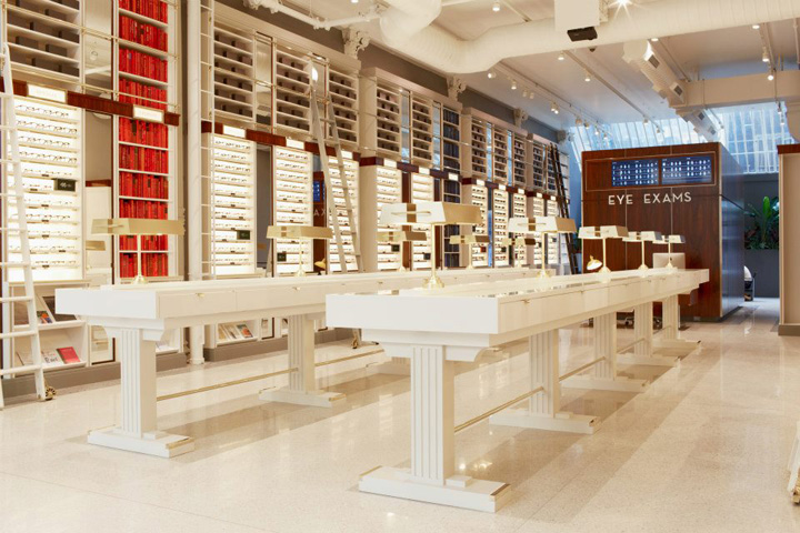 » Warby Parker Flagship Store, New York