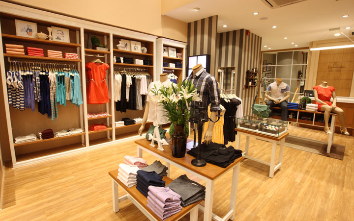 ARROW Store Mumbai India Retail Design Blog