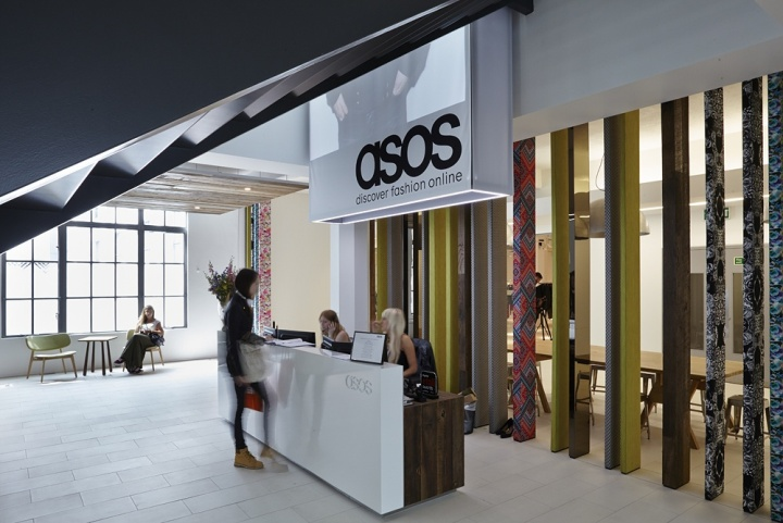 ASOS Global Headquarters by MoreySmith London 04 ASOS Global Headquarters by MoreySmith, London
