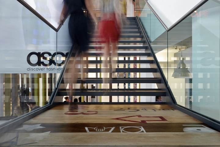 ASOS Global Headquarters by MoreySmith London 05 ASOS Global Headquarters by MoreySmith, London
