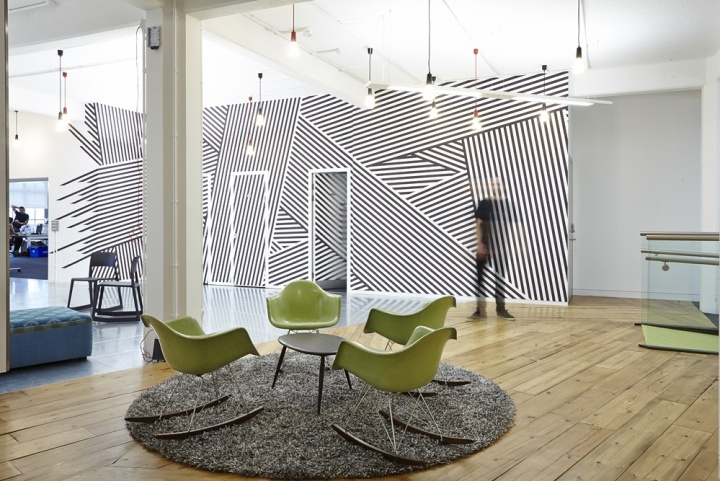 ASOS Global Headquarters by MoreySmith London ASOS Global Headquarters by MoreySmith, London