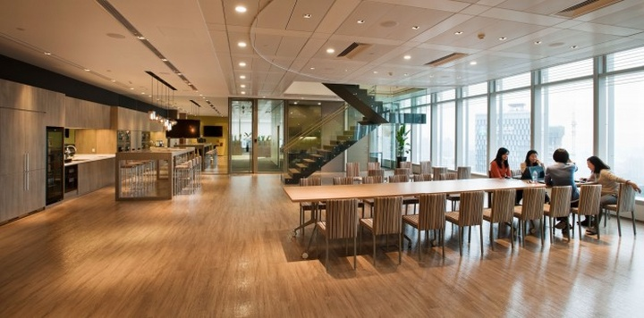 Boston consulting group office by m moser associates for Design consultancy chicago