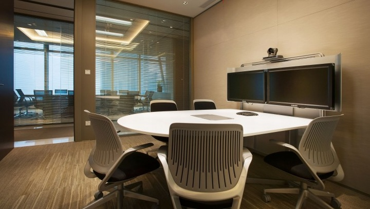 187 Boston Consulting Group Office By M Moser Associates