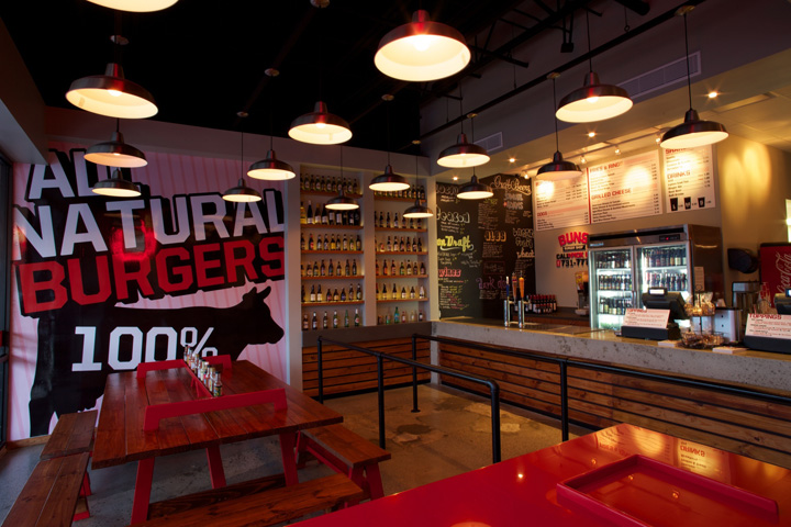 Buns burger shop by lab guaynabo puerto rico