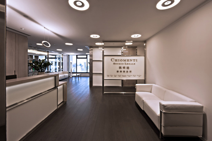 Chiomenti Studio Legal Office by Stefano Tordiglione Design Hong Kong 07 Chiomenti Studio Legal Office by Stefano Tordiglione Design, Hong Kong