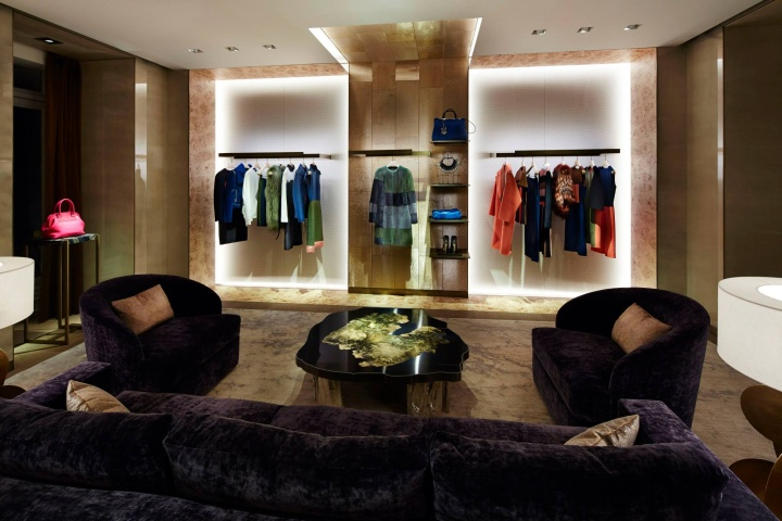 fendi flagship store paris