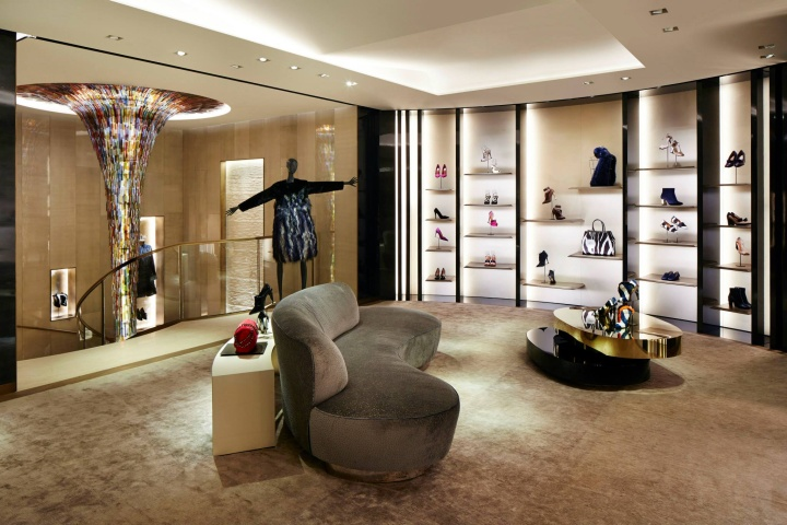 187 Fendi Flagship Store Paris