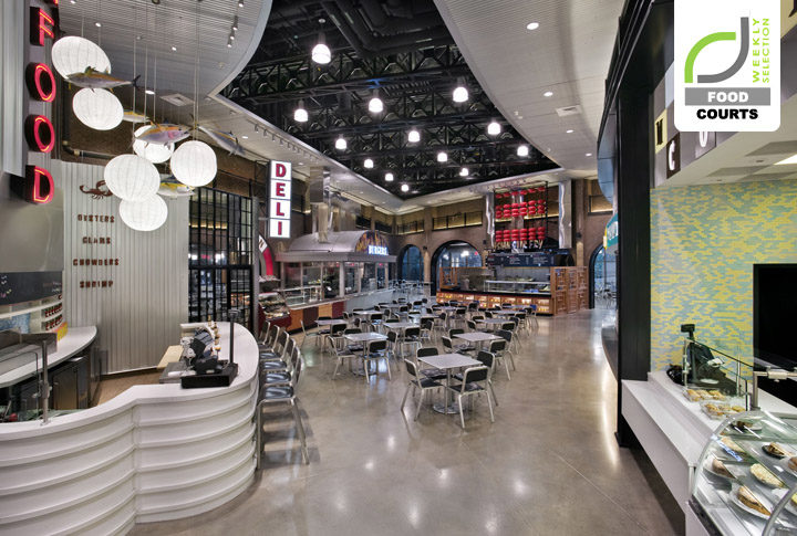 Food Court Mgm Springfield