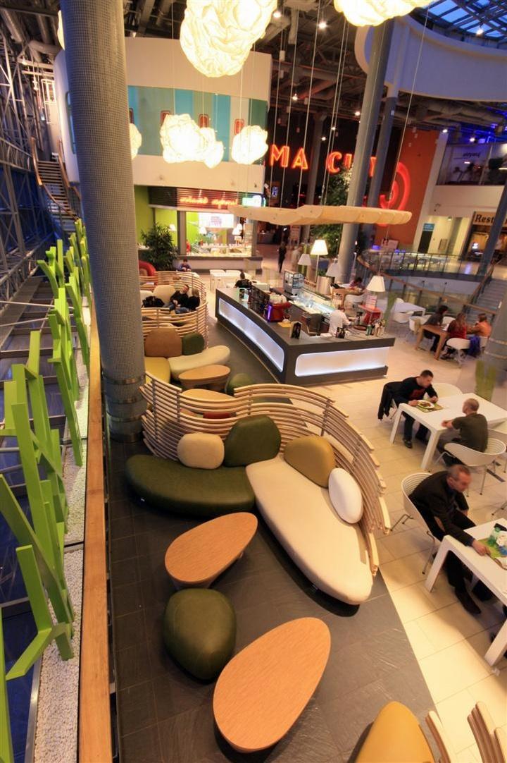 Food Courts Forum Shopping Centre Food Court By Zalewski