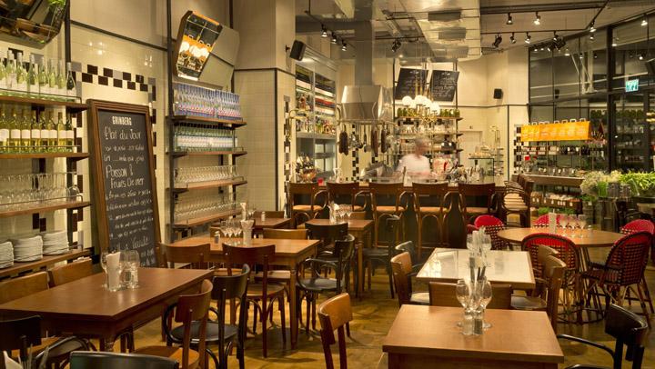 Grinberg bistro deli café by dan troim tel aviv israel