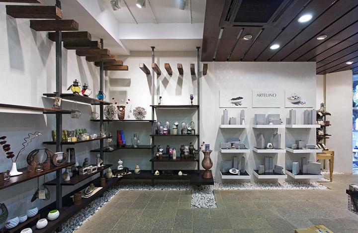 Iris Store By 4d Bangalore India 187 Retail Design Blog