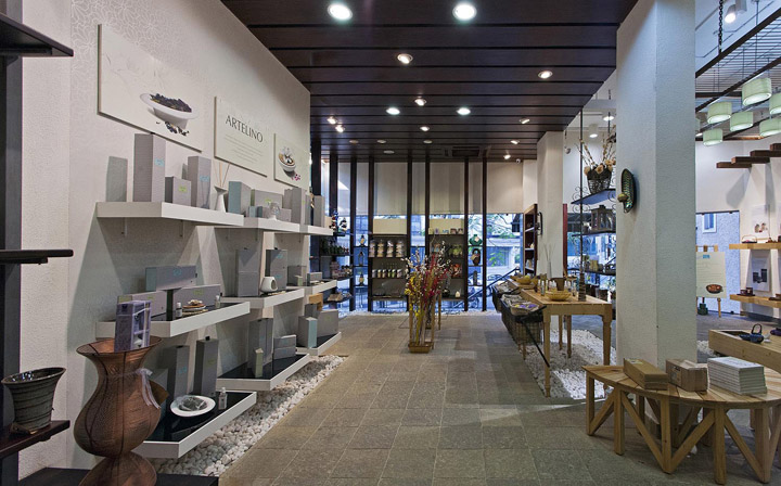 IRIS store by 4D Bangalore India Retail Design Blog