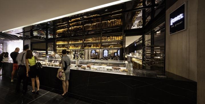 Jones The Grocer Flagship Store Restaurant By Landini Associates Sydney Retail Design Blog
