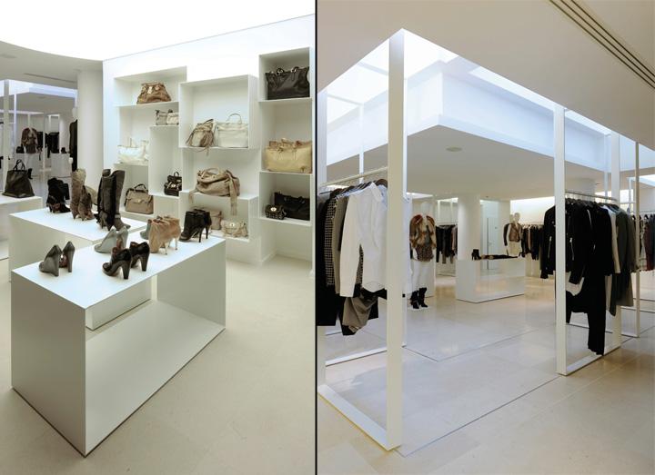 Joseph shop at Avenue Montaigne by Raed Abillama Architects, Paris ...