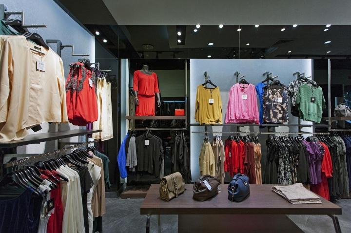 kazo fashion store by 4d bangalore india retail design blog