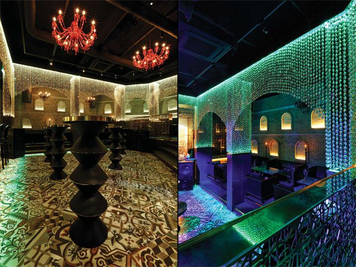 » Katakomb lounge bar by Betwin Space Design, Seoul
