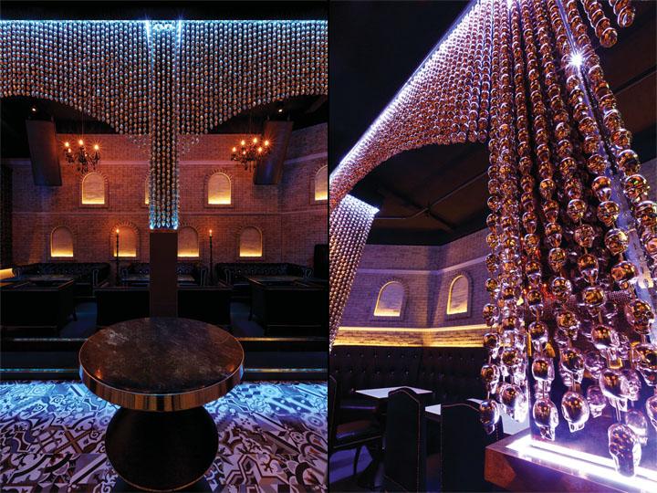 187 Katakomb Lounge Bar By Betwin Space Design Seoul
