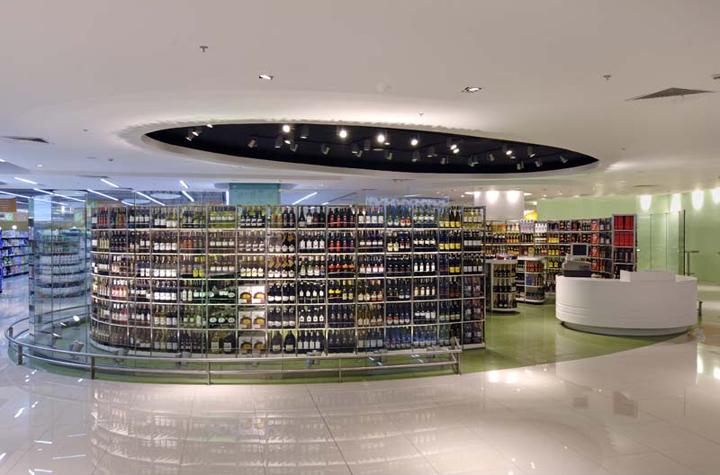 187 Food Courts Landmark Supermarket By Hugh A Boyd