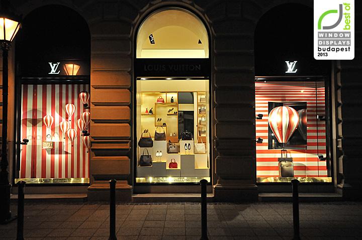 187 Louis Vuitton Windows 2013 Summer Budapest