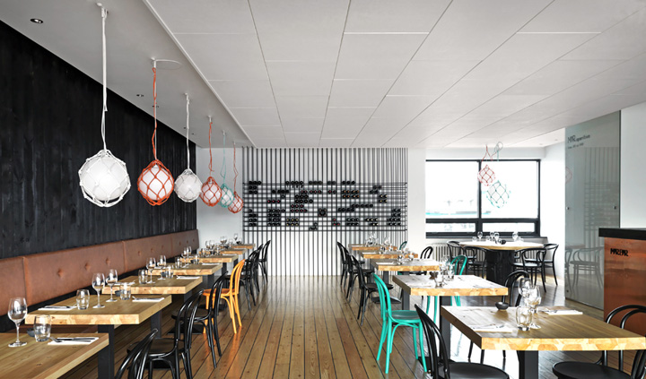 Mar Restaurant By Hafstudio Reykjavik Iceland