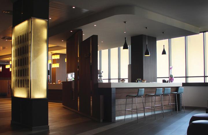 Mm hotel by f g arredamenti rome italy for Design hotel italia