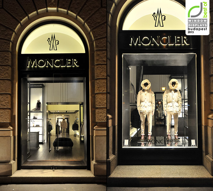 47215c17d Moncler windows 2013 Summer