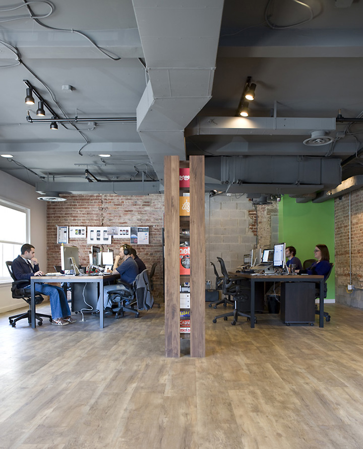 N Clud Office By Wingate Hughes Architects Washington D C