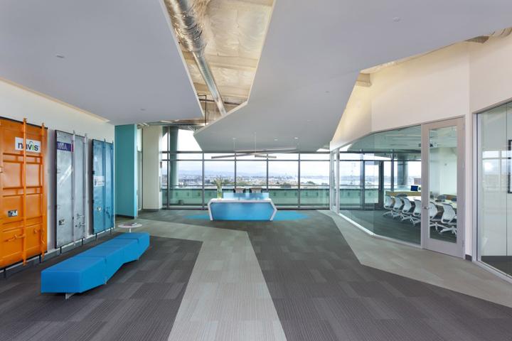 Navis headquarters by rmw oakland california retail for Interior design oakland