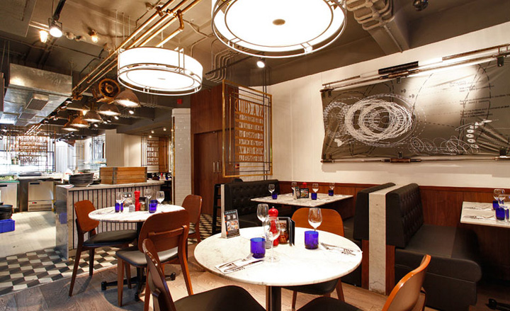 PizzaExpress restaurant by The Busride, Mumbai – India » Retail