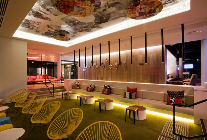 qt gold coast hotel sydney retail design blog