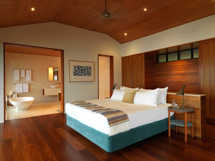 Qualia resort great barrier reef australia retail for Interior design bedroom australia