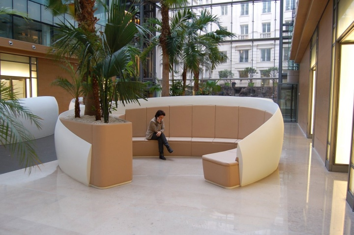 187 Headquarters Reuters Headquarters By 16k Architectes Paris