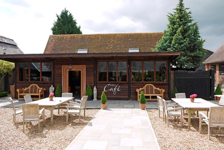 Saddlery Cafe by Jamieson Smith Associates St Albans UK 06 Saddlery Café by Jamieson Smith Associates, St Albans – UK
