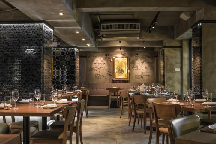 Sal curioso spanish restaurant by stefano tordiglione