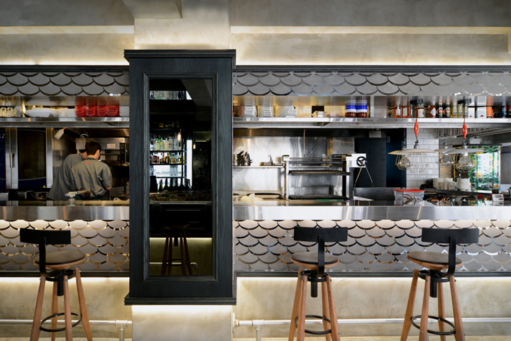 Sal Curioso Spanish restaurant by Stefano Tordiglione Design, Hong Kong » Retail Design Blog