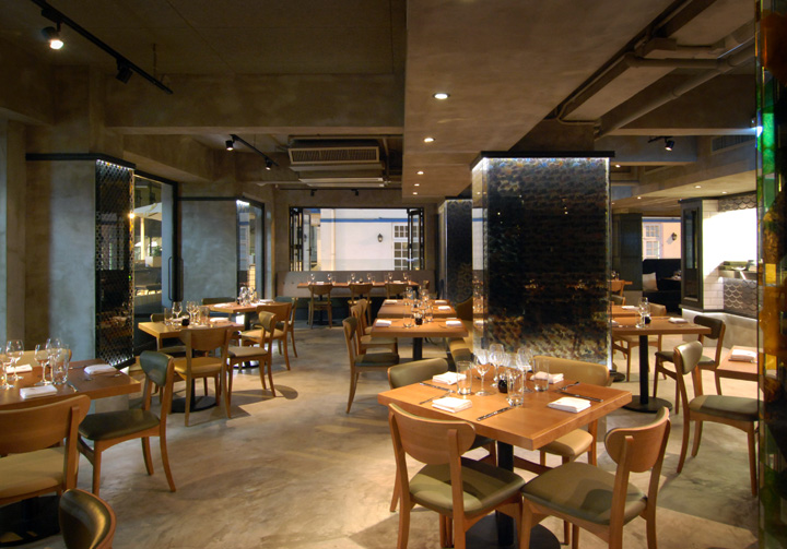 restaurant by stefano tordiglione design hong kong retail design