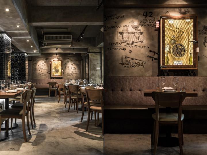 187 Sal Curioso Spanish Restaurant By Stefano Tordiglione