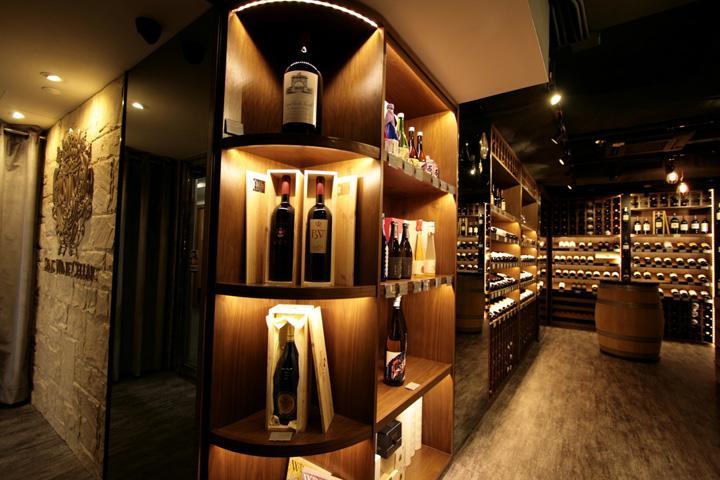 187 Sens Wine Cellar By Plotcreative Hong Kong