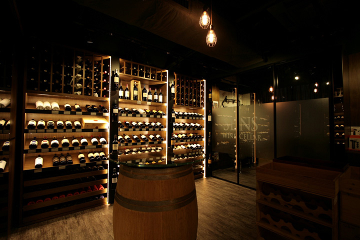 187 Sens Wine Cellar By Plotcreative Hong Kong