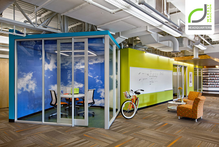 Office healthcare retail design blog for Design office environment