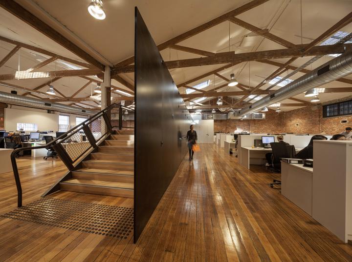 t2 headquarters by landini associates melbourne retail