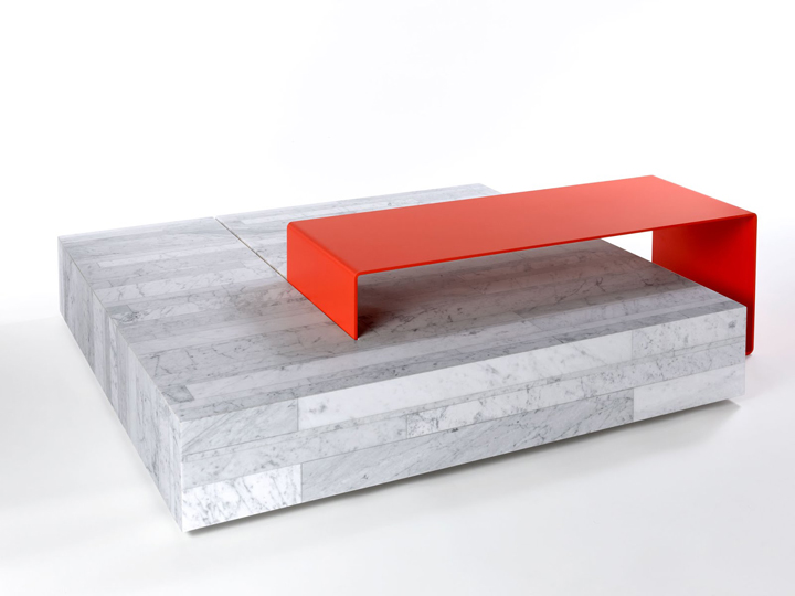 Fabulous http blog gessato ta volo marble coffee table by franz siccardi for salvatori