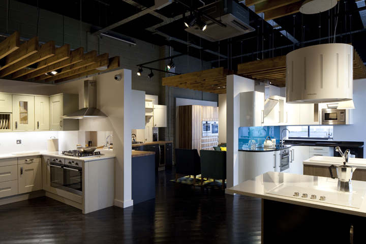 Kitchen Store Design Pleasing The Kitchen Storedesignlsm Hove  Uk » Retail Design Blog Review