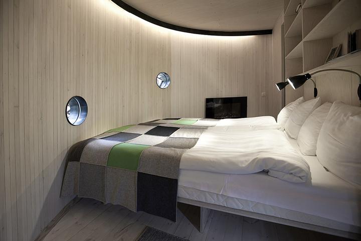 The bird s nest lule 229 sweden 187 retail design blog