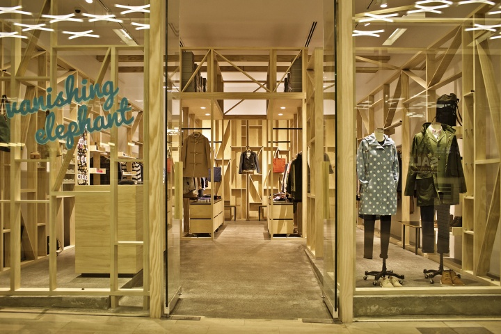 91842f002 August 2013 sees the opening of the first stand-alone Sydney store for Vanishing  Elephant