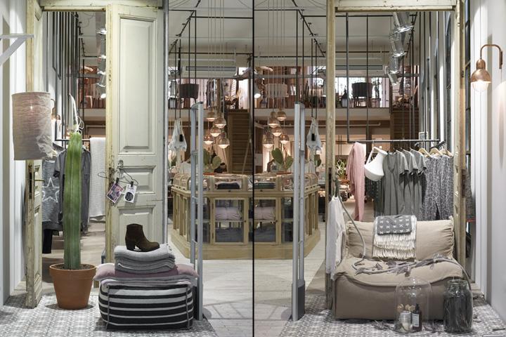 » YAYA Flagship Store, Amsterdam