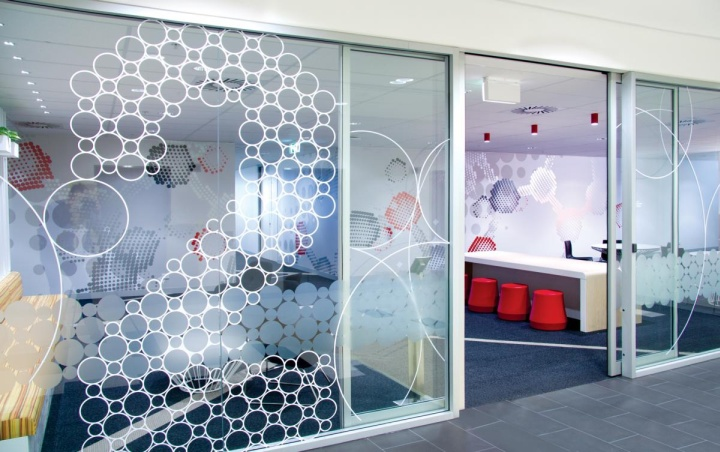 3m headquarters by there sydney australia retail for Office window design