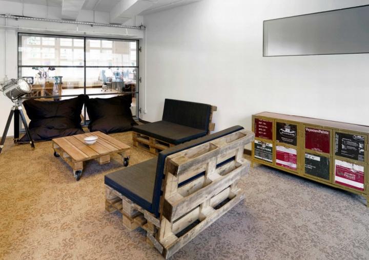 Aeria games office by lindemann projektnet berlin for Office design game