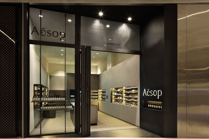 Aesop Search Results 187 Retail Design Blog