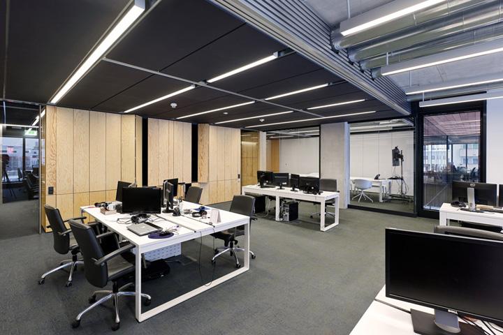 Allegro group headquarters by ultra architects poznan poland - Bureau veritas france head office ...